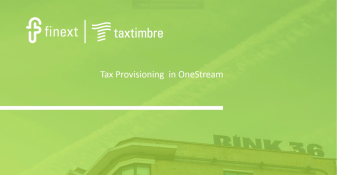 Tax Provisioning Template Taxtimbre